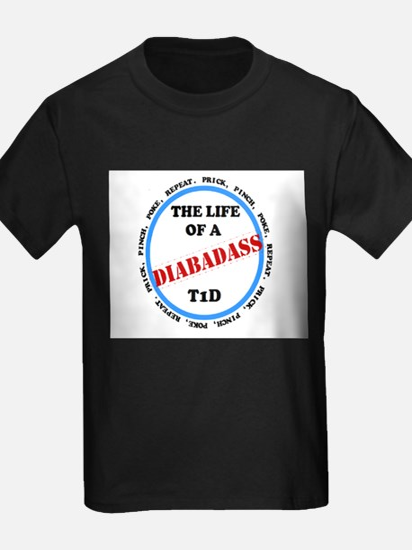 Life of a Diabadass T-Shirt