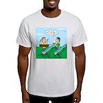 Rain Gutter Boat Race Light T-Shirt
