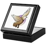 Animal Art Eagle Keepsake Box
