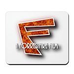 F Logo Mousepad