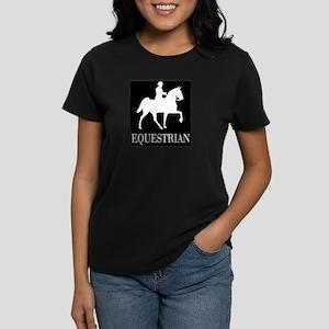EQUESTRIAN Women's Dark T-Shirt