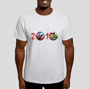Soccer In 2010 Light T-Shirt
