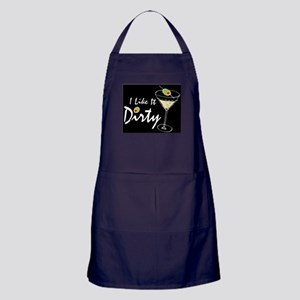 I LIKE IT DIRTY Apron (dark)