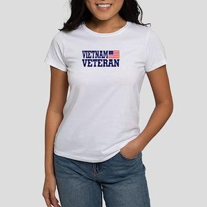 VIETNAM VETERAN Women's T-Shirt