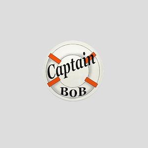 Captain Bob's Mini Button