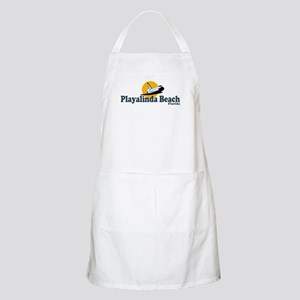 Playalinda Beach FL Apron