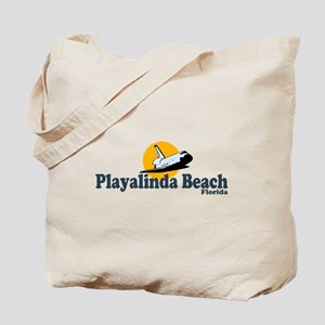 Playalinda Beach FL Tote Bag