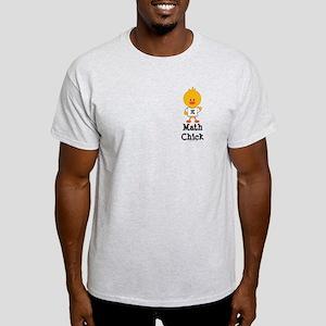 Math Chick Light T-Shirt