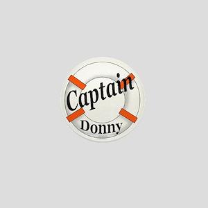 CAPTAIN DONNY Mini Button