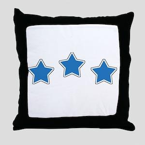 Rayados Campeon Throw Pillow