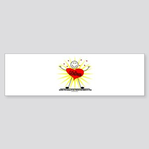Let Your GOoDness Shine! Bumper Sticker