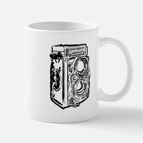 rolleiflex Mugs