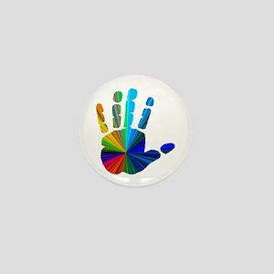 Hand Mini Button