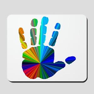 Hand Mousepad