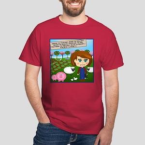 Farm Life Dark T-Shirt