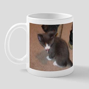 Beaux Kitty Mug