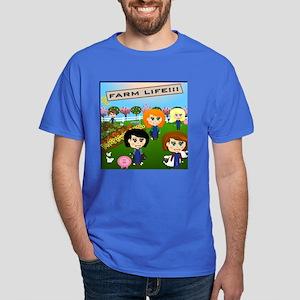 Farm Life! Dark T-Shirt