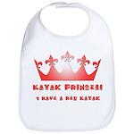 Red Kayak Bib