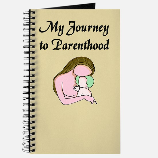 My Journey to Parenthood Journal