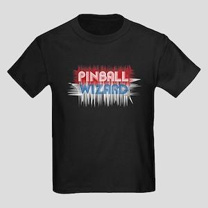 Pinball Wizard Kids Dark T-Shirt