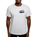 New Logo Ash Grey T-Shirt Pocket Design