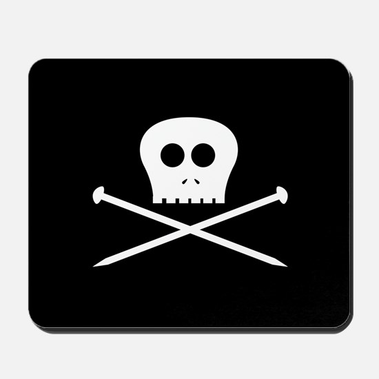 Craft Pirate Needles Mousepad