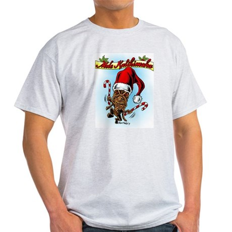 Dancing Christmas Tiki Light T-Shirt