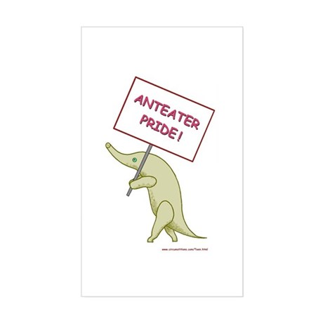 Anteater Pride Rectangle Sticker