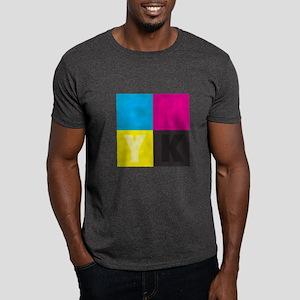CMYK Dark T-Shirt