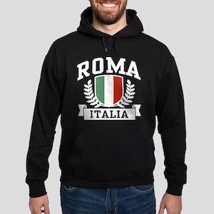 Roma Italia Hoodie (dark)