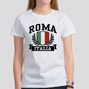 Roma Italia Women's Classic T-Shirt