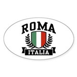 Rome Stickers & Flair