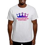 Geocaching Princess Blue/Pink Light T-Shirt