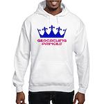 Geocaching Princess - Blue 2 Hooded Sweatshirt