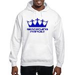Geocaching Princess - Blue3 Hooded Sweatshirt