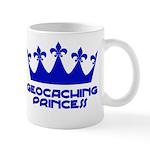 Geocaching Princess - Blue3 Mug
