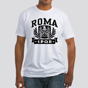 Roma SPQR Fitted T-Shirt