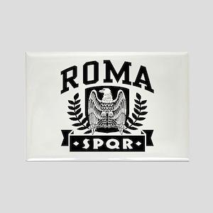 Roma SPQR Rectangle Magnet