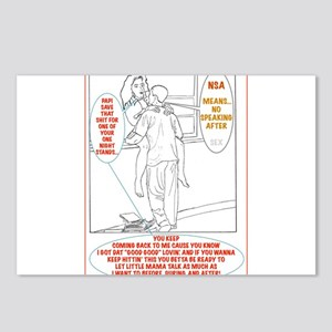 NSA Postcards (Package of 8)