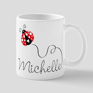 Ladybug Michelle Mug