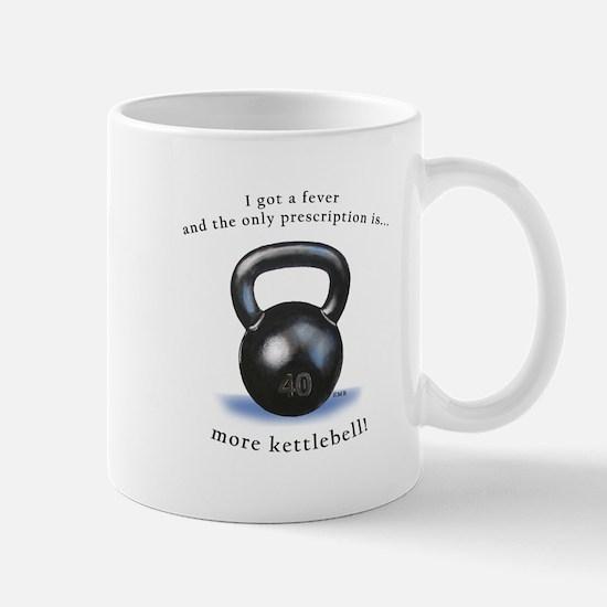 Prescription for Kettlebell Mug