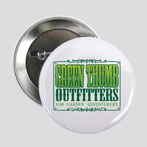 "Green Thumb Outfitters 2.25"" Button"
