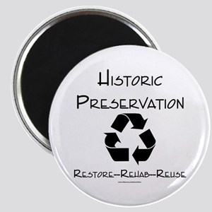 Preservation is Recycling Magnet