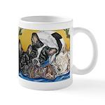 Frenchies & Mini Nativity Mug