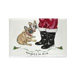 Naughty or Nice Rectangle Magnet (10 pack)