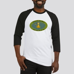 Professional Cat Herder Funny Baseball Jersey
