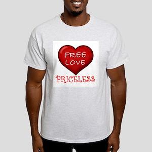 PRICELESS ! - Light T-Shirt