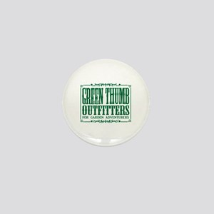 Green Thumb Outfitters Mini Button