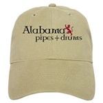 Alabama Pipes & Drums Cap