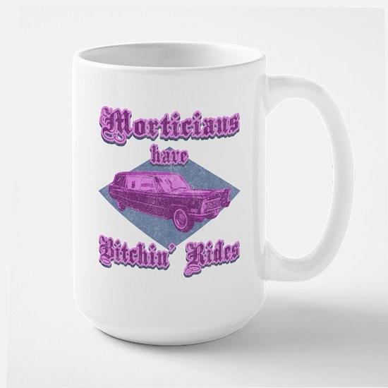 Morticians Large Mug